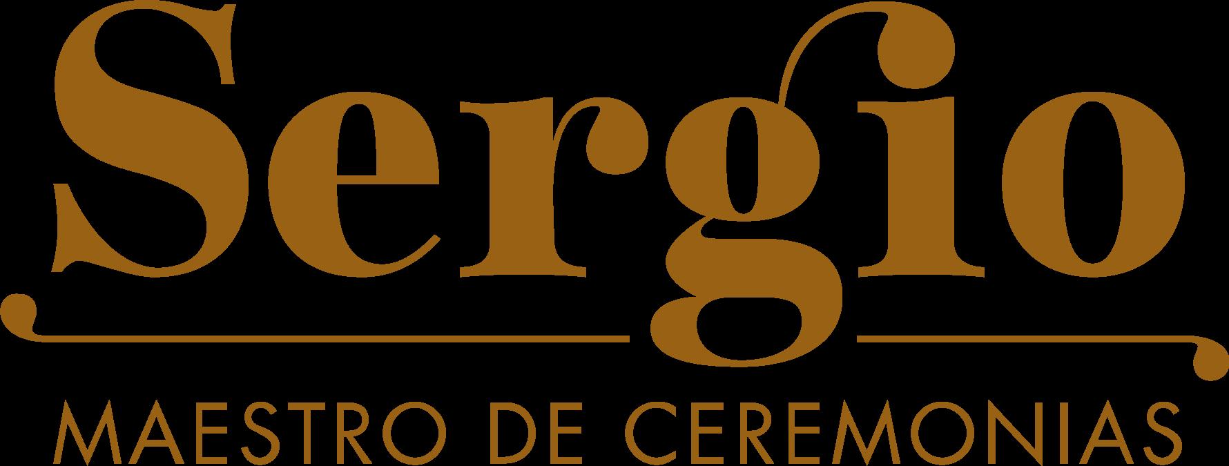Sergio | Maestro de Ceremonias